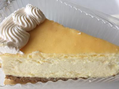 【喜甜】New York Style Cheese Cake (Slice)纽约芝士蛋糕 (Closed Monday)