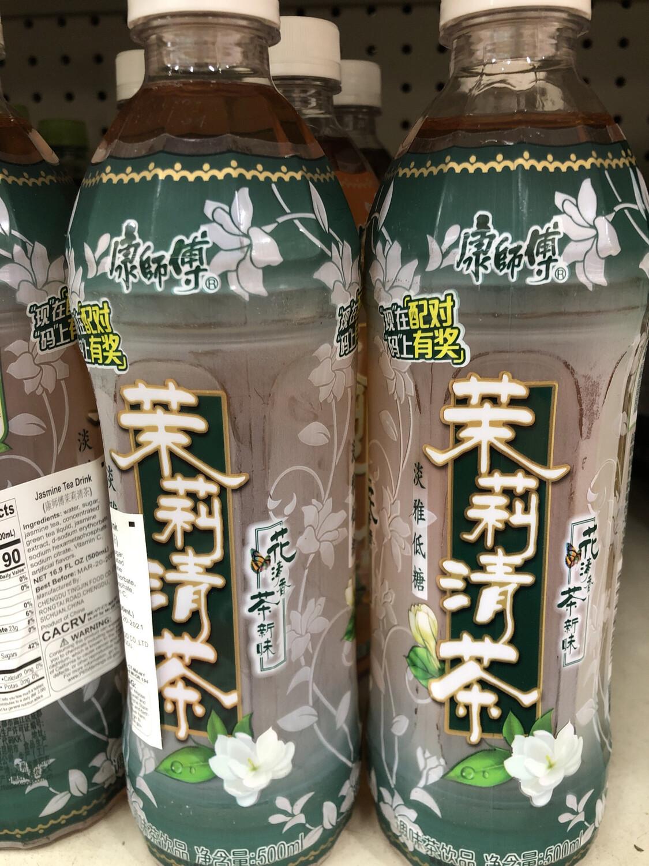 【RDG】康师傅茉莉花清茶 500ml