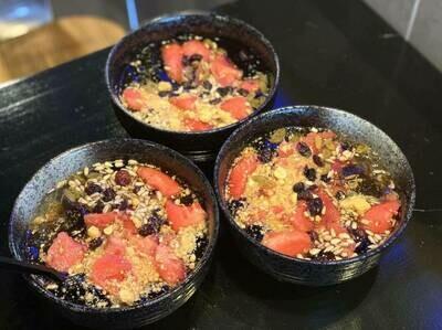 【花溪王】Guizhou flavor Ice Powder Jelly 贵州特色冰粉