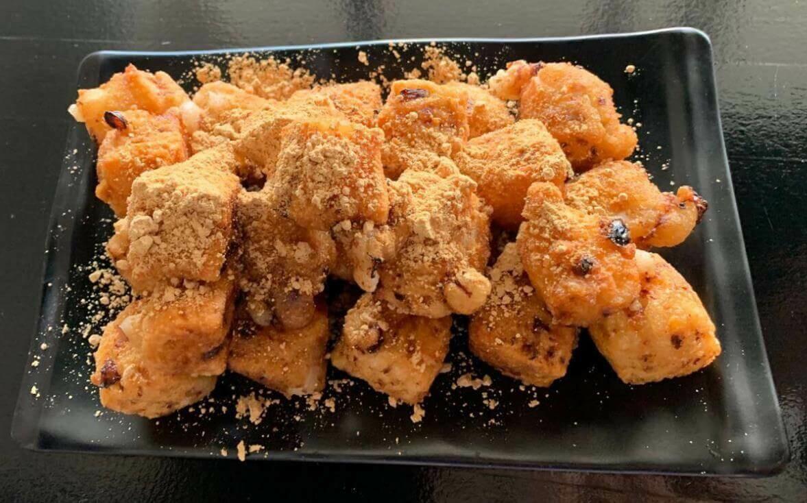 【花溪王】Special Brown Sugar Snack 特制黑糖糍粑 (红枣,黑枣,葵瓜子,葡萄干)