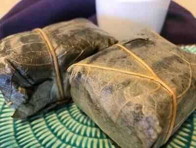 【一点心】Sticky Rice in Lotus Leaf 珍珠糯米鸡 (Thursday & Friday)