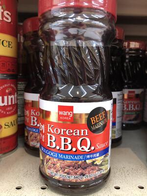 【RBG】Korean BBQ Sauce 韩国烤肉酱  840g