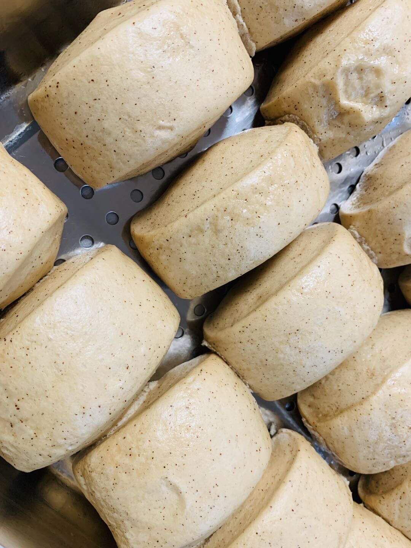 【包十一】Frozen Red Jujube Steamed Bread (10pcs)速冻红枣馒头(10个) (Closed Tuesday)