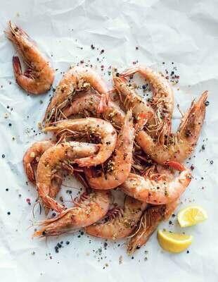 【竹苑】Salt and Pepper Shrimp 椒盐虾(仅周四周五)