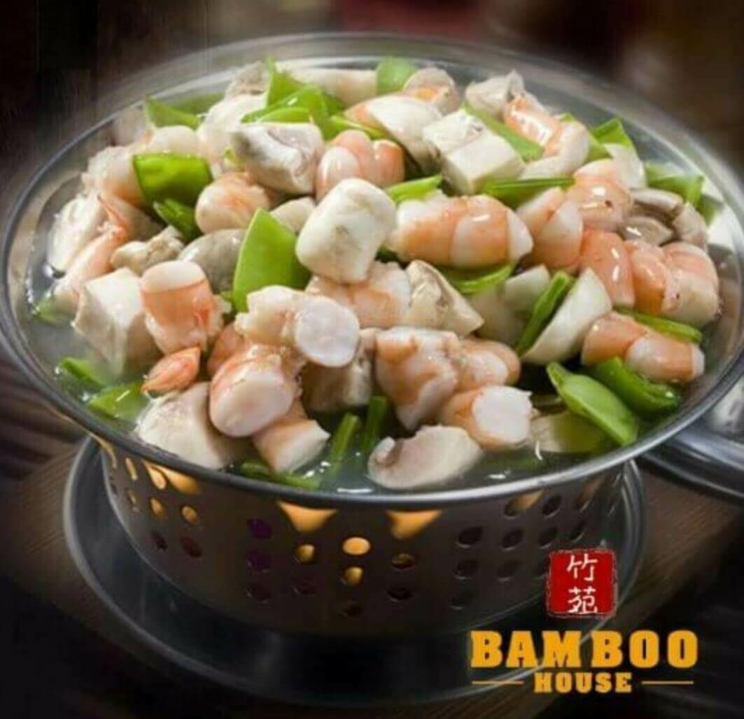 【竹苑】Shrimp with Lobster Sauce 虾龙湖  (Closed Monday& Tuesday)