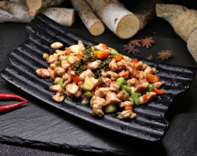 【小沈阳】Kung Pao Chicken 宫保鸡