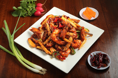 【竹苑】Spicy Shrimp 香辣虾(仅周四周五)