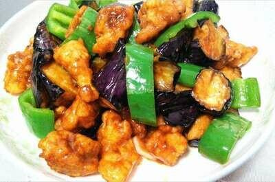 【小沈阳】Braised Eggplant 烧茄子