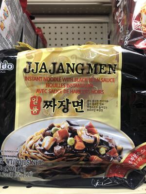【RBG】Paldo Black Bean Sauce Noodle 韩国御膳炸酱面 (内附酱包,非冲调粉末,超级好吃!)4pk