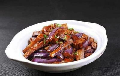 【小沈阳】Fish Flavored Eggplant 鱼香茄子