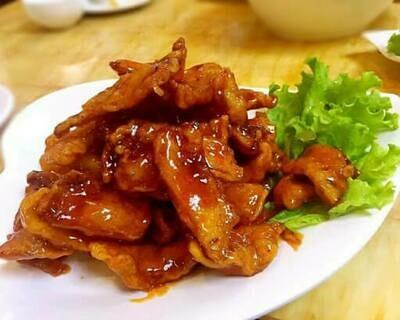 【小沈阳】Northeast Pancake 东北锅包肉