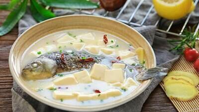 【小沈阳】奶白鱼汤
