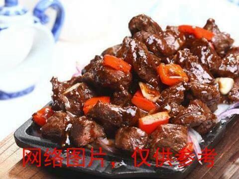 【湘浙汇】Diced Beef Tenderloin in Black Pepper Sauce黑椒和牛粒(CLOSED MONDAY)