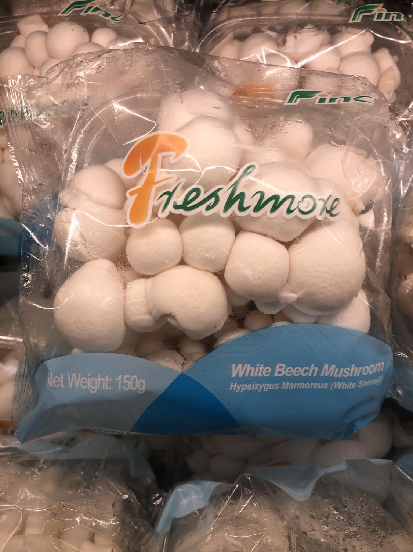 【RBP】White Beech Mushroom 白玉菇  白色蟹味菇 5.29oz./pack