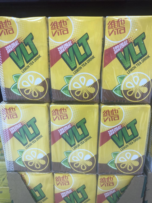 【RBG】维他VITA饮料系列 VlT Lemon Tea Drink 6 Carton/Pack