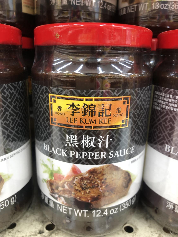 【RBG】李锦记 黑椒汁 12oz