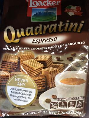 【RBG】Loacker 意大利乐家威化饼 Espresso Flavor 250g