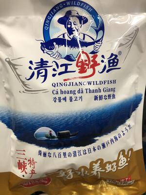 【RBG】清江野渔 麻辣味鱼肉干 三峡特产 110g