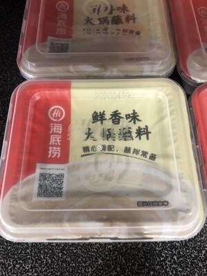 【RBG】海底捞火锅调料 鲜香味 140g