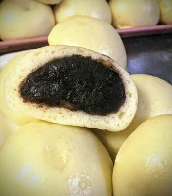 【鲁香村】豆包 豆沙包(5pcs/盒) Steam Red Bean Buns(Closed Tuesday)