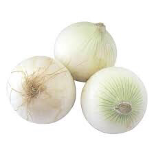 【RBP】White Onions白洋葱 2pcs ~1.5lbs