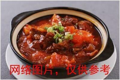 【面面聚道】Beef Brisket Hot Pot牛腩番茄煲