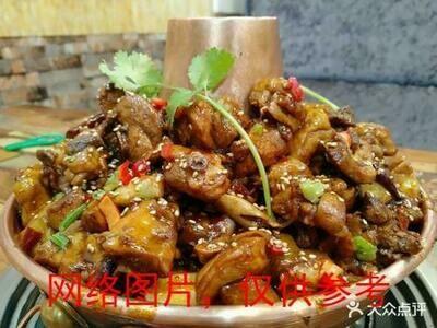 【面面聚道】Chicken Hot Pot  江湖火锅鸡