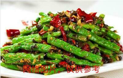 【面面聚道】Stir Fried Green Bean干煸四季豆