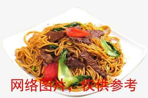 【面面聚道】Shrimp Fried Noodle  牛肉炒面