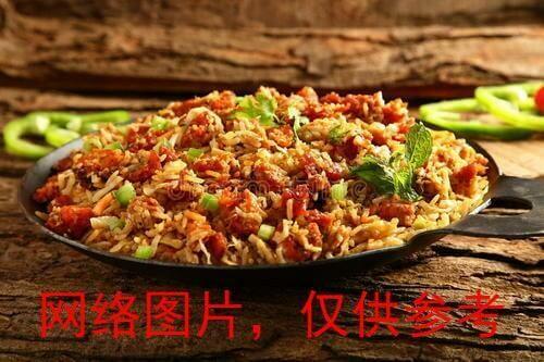 【面面聚道】Chicken Fried Rice鸡炒饭