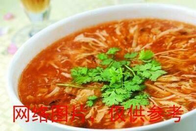 【面面聚道】Hot and Sour Soup三丝酸辣汤