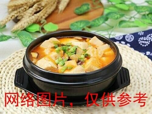 【面面聚道】Tofu Soup in Hot Pot砂锅豆腐汤
