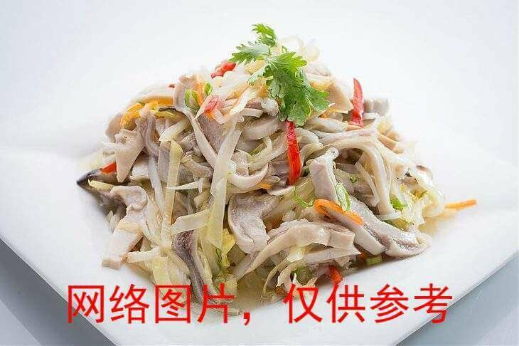 【面面聚道】Stir Fried Pork Belly with Pickle and Pepper 酸菜小椒肚絲