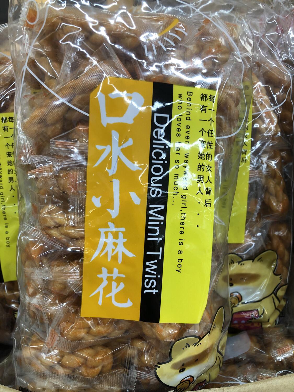 【RG】乐滋 口水小麻花 蜂蜜味500g