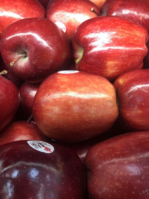 【RBP】红苹果 红蛇果 4个