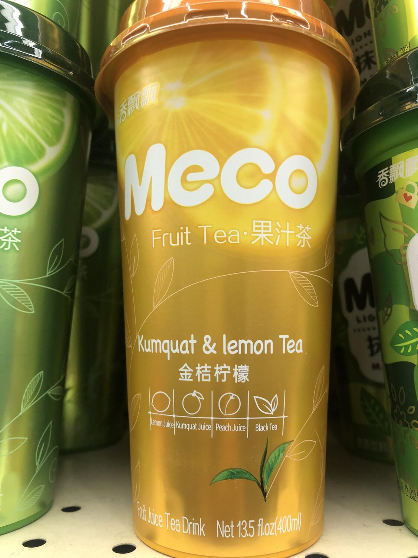 【RBG】Meco 蜜谷果汁茶 金桔柠檬