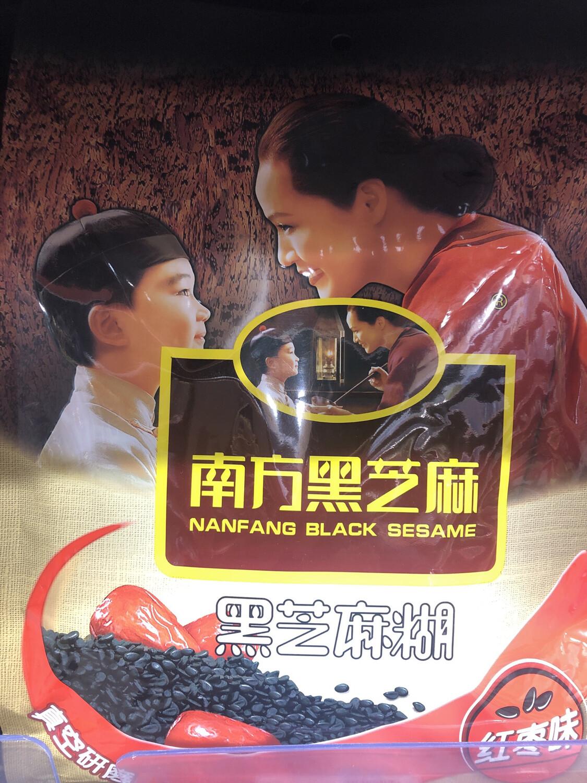 【RBG】南方黑芝麻糊 红枣味 600g 15小包入