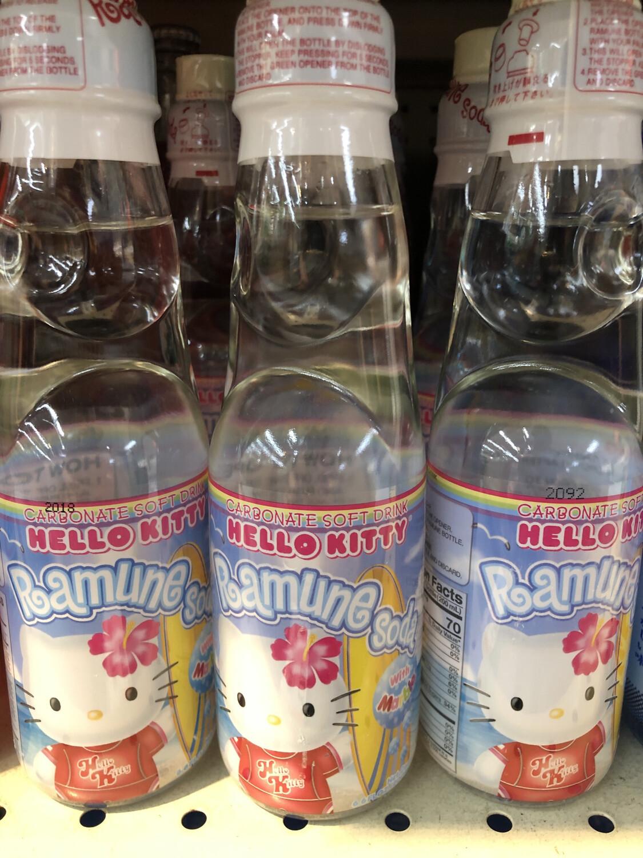 【RBG】Hello Kitty 日本弹珠汽水 原味