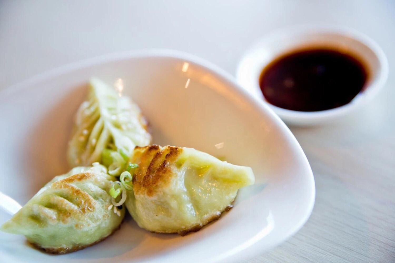 【一点心】Pork and Shrimp Buns 生煎菜肉包
