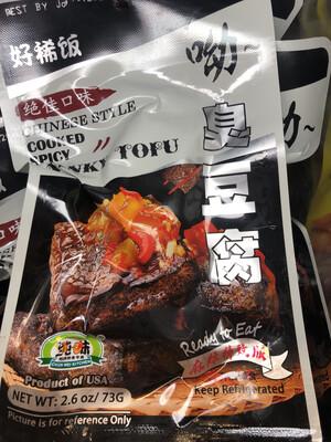 【RDF】好稀饭 纯味麻辣臭豆腐 73g