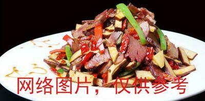【滋味湖南】 Sauteed Preserved Meat w/ Dried Bean Curd香干腊肉