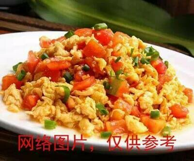 【滋味湖南】Scrambled Egg with Tomato西红柿炒蛋