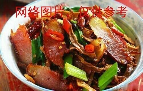 【滋味湖南】Sauteed Pork with Dried Bamboo shoot笋干炒腊肉/鸡胗