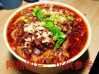 【滋味湖南】Poach Fillet in hot chili oil水煮香味鱼片