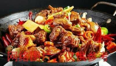 【滋味湖南】Dried Pot Special Chicken干锅土鸡