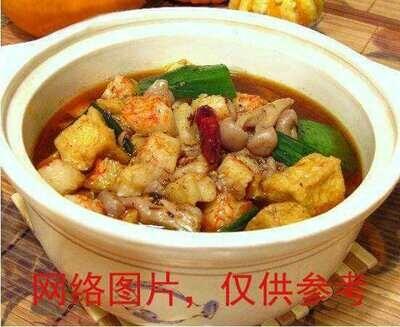 【滋味湖南】Shredded Hunan Meat with Tofu水煮油豆腐