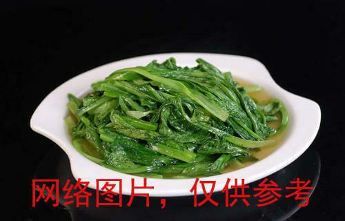 【滋味湖南】Mashed Garlic & Lettuce蒜蓉A菜(不辣)