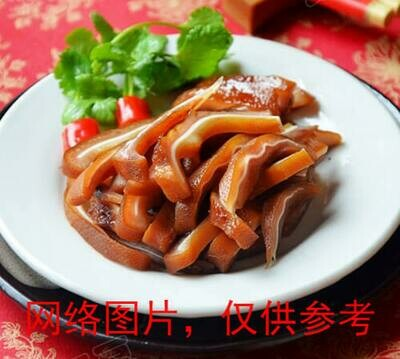 【滋味湖南】The Bittern Pig Ear 卤猪耳