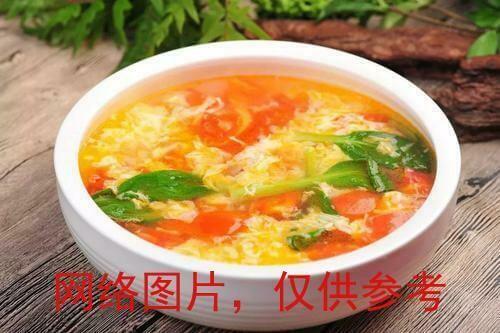 【滋味湖南】 Tomato & Egg Soup西红柿蛋汤