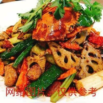 【滋味湖南】House Special Spicy Crab 香辣青花蟹